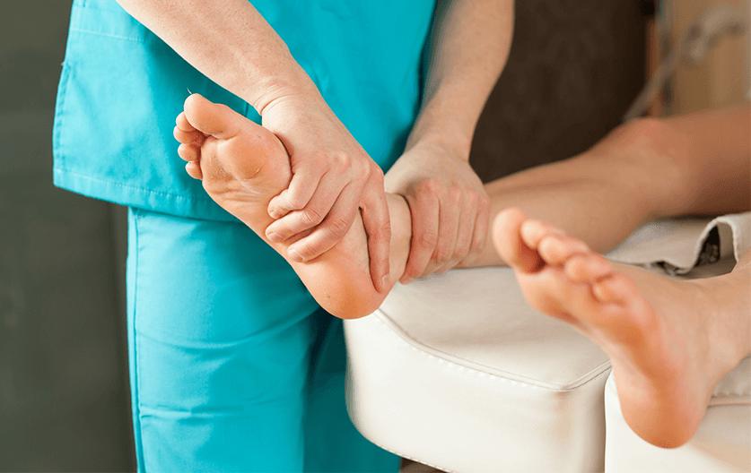 Ayak Sağlığı ve Bakımı Bizim İşimiz